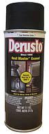 Термостойкая аэрозольная эмаль DERUSTO (DAP, США) 317г., 400мл.