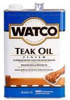 Тиковое масло для дерева Watco Teak Oil Finish (США) 3,78л