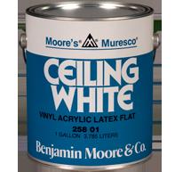 Краска для потолка Muresco Ceiling White 258-01 (3.8 л.)