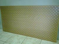 Декоративная  перфорированная панель Онтарио Бук 1200х600х3,5 мм