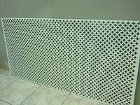 Декоративная  перфорированная панель Колумбия Арктик 1200х600х3,5 мм
