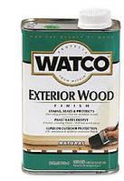 Масло для наружных работ  Watco Exterior Wood Oil (США) 3.78L