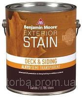 Масляная пропитка для дерева Benjamin Moore Exterior Stain (США)3,78л.
