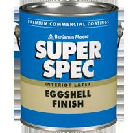 Benjamin Moore Краска Super Spec Eggshell латексная полу-матовая 3,78л