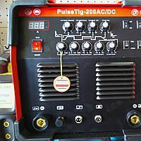 Аргоновый сварочный аппарат Edon TIG 200P ac dc