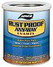 Краска по металлу СИНИЙ RUST PROOF ANY-WAY Enamel (США) 0.94