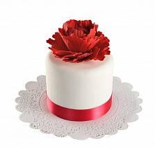 Мини тортики на 8 марта