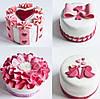 Мини тортики на 8 марта, фото 7