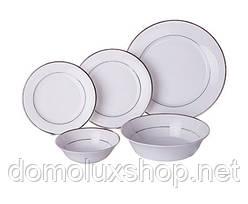 DPL Metropolitan Platinum Набор столовый 20 предметов (019777)