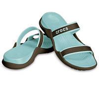 Шлепанцы женские сандалии Кроксы Патра оригинал / Crocs Women's Patra Sandal, фото 1