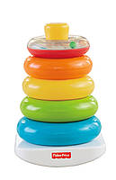 Пирамидка Fisher-Price Brilliant Basics Rock-a-Stack
