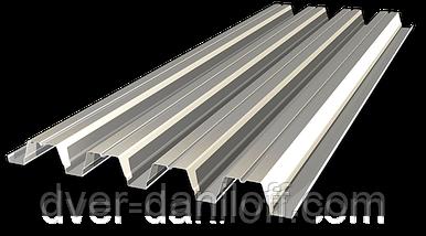 Стеновой (облицовочный) профнастил ПС-8, ПС-10, ПС-15, ПС-20, H-58 J, фото 2