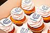 Корпоративные капкейки Брендированые сладости, фото 3