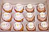 Корпоративные капкейки Брендированые сладости, фото 7