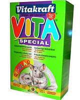Vitakraft (Витакрафт) Корм для шиншилл Vita Regular 600гр