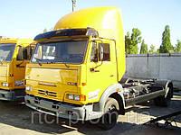 Решетка капота КАМАЗ 4308