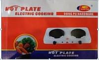 Электроплитка НР-002 Hot Plate 2-конфорочная