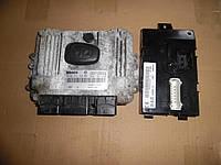 ЭБУ (комплект) (2,5 V dci 16V) Renault Master 2 03-10 (Рено Мастер 2), 8200311550