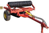 Почвообрабатывающая техника, каток, зубчато-кольчатый, К-6