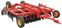 Продажа сельскохозяйственной техники, борона дисковая прицепная, БП-4М, с регулируемым углом атаки