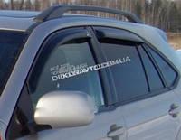Ветровики Lexus RX330/350 2003-2009
