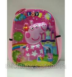 Рюкзак Свинка Пеппа 3D 24770-90