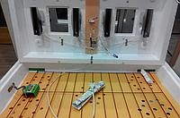 Инкубатор бытовой на 100 яиц Рябушка 2 с автоматическим переворотом яиц и цифровым терморегулятором DI