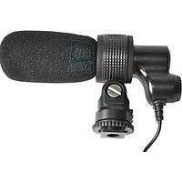 Профессиональный внешний стереомикрофон Nonsha Q3 Professional.
