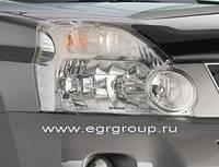 Защита фар прозрачная EGR NISSAN X-TRAIL 07-10 #227190