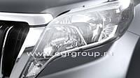 Защита фар прозрачная EGR TOYOTA LC-150 2013+ #239360