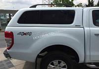 Кунг Aeroklas для Ford Ranger 2014+ кунг с рейлингами на крышу