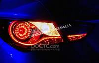 Задняя светодиодная оптика для Sonata YF 2010+