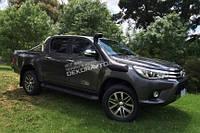 Шнорхель Safari для Toyota Hilux 2015+