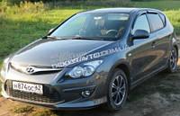 Дефлекторы окон дверей ветровики для Hyundai I30 / Kia ceed