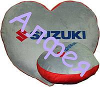 Подушки с логотипами