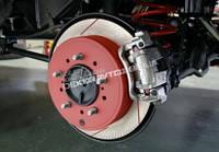 Вентилируемые тормозные диски задние Lexus LX570