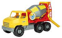 Детская машинка-бетономешалка'City Truck' Wader (вадер) 32600-2