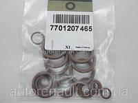 Комплект сальников кондиционера на Рено Кенго 97->  — RENAULT (Оригинал) - 7701207465