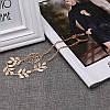 Подвеска цепочка для волос Варвара украшения аксессуары, фото 3