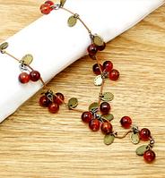 Бусы, ожерелье ручной работы Hand made
