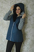 Курточка трикотажный рукав