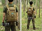 Рюкзак Protector Plus S413 40л, фото 5