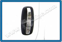 Хром накладки на дверные ручки (нерж.) 4-дверн. для Renault Trafic 2004-2010