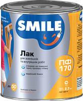 Лак ПФ -170 Smile (0,7 и 2,3 кг), фото 1