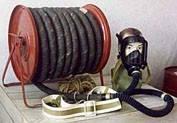 Противогаз шланговый ПШ-1Б-20