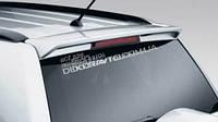 Спойлер на для Suzuki Grand Vitara 2005-