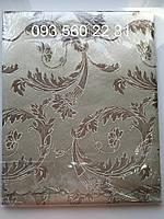 Жаккардовая скатерть 3d Jacquard 120х152