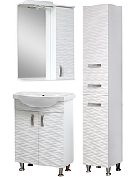 Комплект мебели для ванной 3D