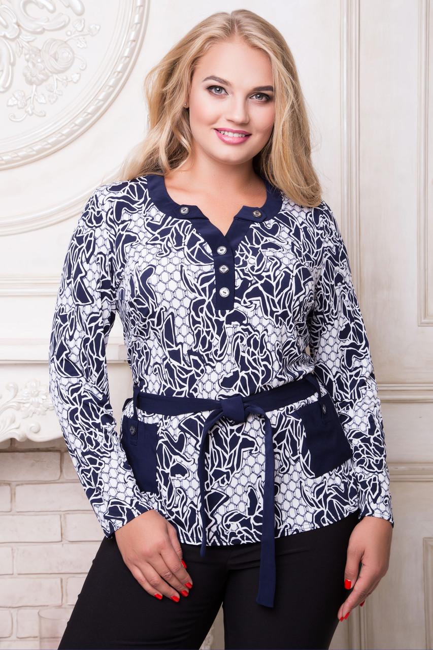 Блузки 54 размера