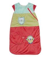 Cпальник для новорожденного, 0-6 мес., 6-18 мес. (Конверт для сна, спальный мешок) ТМ PERLIM PINPIN NB105v